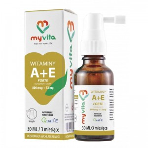 Witamina A + E My Vita krople 30 ml