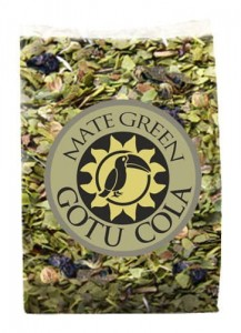 Yerba Mate Green Gotu Cola 50g