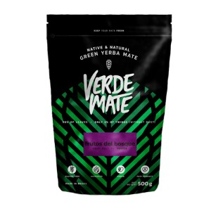 Yerba Verde Mate Green Frutos Del Bosque